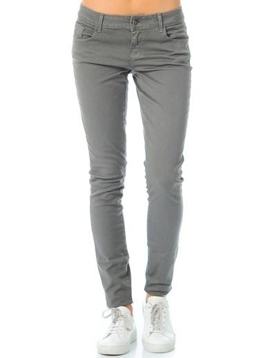 Vero Moda Pantolon Antrasit